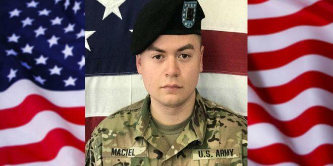 Pentagon identifies Army soldier killed in Afghanistan