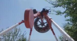An Amusement Park Ride Breaks In Half Midair Killing A Teenager